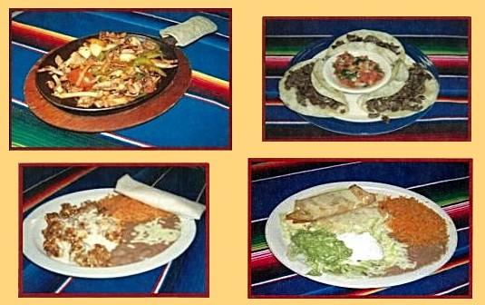 Description Of Mexican Foods